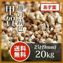 砂利:甲賀砂利 2分20kg【送料無料】【あす楽】