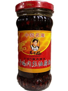 中華調味料 ラー油 (千切豚肉ラー油)
