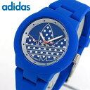 【送料無料】 アディダス adidas originals ADH3049 アバディーン ABERDEEN ユニセックス レディース 腕時計 新品 時計 ペアウォッチ ウォッチ 青 ブルー ホワイト