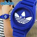 アディダス adidas originals 腕時計 新品 時計 ペアウォッチ サンティアゴ SANTIAGO ADH6169 ブルー メンズ レディース ユニセックス 腕時計 新品 ウォッチ 海外直