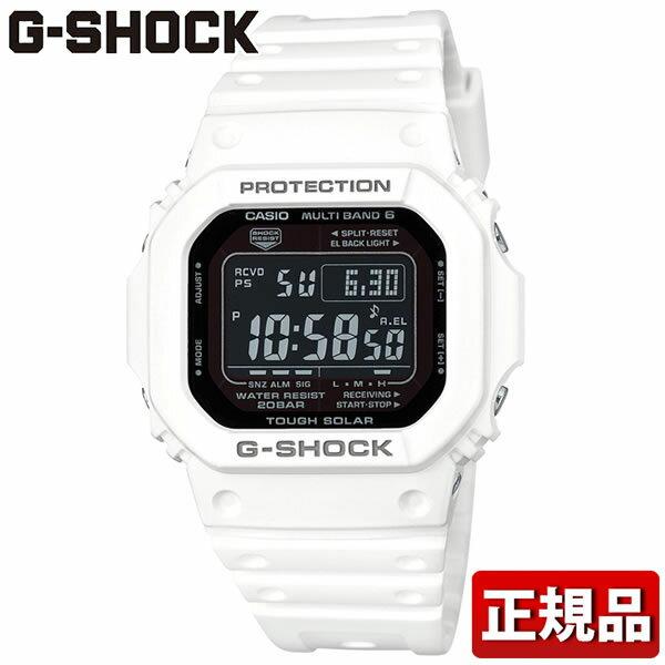 【送料無料】 CASIO カシオ G-SHOCK Gショック GW-M5610MD-7JF origin タフソーラー電波時計 マルチバンド6 メンズ デジタル 腕時計 国内正規品 国内モデル 白 ホワイト