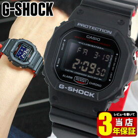 4e6c0d93e1 【送料無料】CASIO カシオ G-SHOCK Gショック ジーショック ORIGIN Black & Red Series ブラック&レッドシリーズ  DW-5600HR-1 海外モデル メンズ 腕時計 ウレタン ...