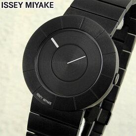 ISSEY MIYAKE イッセイミヤケ 時計 TO ティ・オー メンズ 腕時計 ウォッチ SILAN002 ブラック 黒 国内正規品 商品到着後レビューを書いて7年保証 誕生日プレゼント 男性 ギフト ブランド