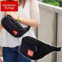 【送料無料】 Manhattan Portage マンハッタンポーテージ 1101 ウエストポーチ WAIST BAG メンズ レディース 男女兼用…