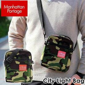 Manhattan Portage マンハッタンポーテージ ショルダーバッグ 迷彩 City Light Bag シティーライツバッグ 1403CAMO 海外モデル スモールバッグ ユニセックス バッグ カモフラージュ 誕生日プレゼント 男性 女性 ギフト ブランド