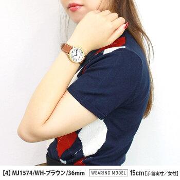 【送料無料】MarcJacobsマークジェイコブスRILEYライリー選べるレディース腕時計革ベルトレザー黒ブラック白ホワイト青ネイビー茶ブラウン誕生日プレゼント女性ギフト海外モデル