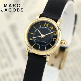 Marc Jacobs マーク ジェイコブス CLASSIC クラシック MJ1585 レディース 腕時計 革ベルト レザー 黒 ブラック 金 ゴールド 海外モデル 誕生日プレゼント 女性 ギフト ブランド