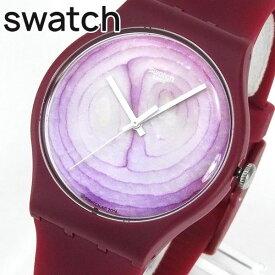 SWATCH スウォッチ SUOP105 ONIONE オニオーネ ユニセックス メンズ レディース 腕時計 誕生日 男性 女性 父の日 ギフト プレゼント ブランド