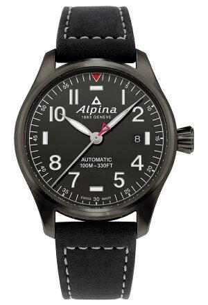 ※アルピナAlpinaAL-525G3TS6スタータイマーパイロットオートマチック正規品腕時計
