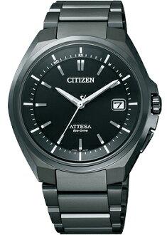 """公民 ATTESA ATD53-3051""""生態驅動收音機時鐘標準"""""""