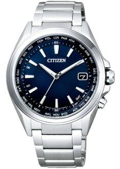 """公民 ATTESA CB1070 56 L""""生态驾驶手表世界时间"""""""