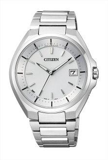 """公民 ATTESA CB3010 57 A""""生态驱动收音机时钟标准"""""""