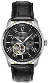 正規品 BULOVA ブローバ 96A217 クラシック ウィルトン オートマチック 腕時計