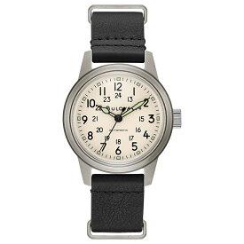 ブローバ BULOVA 96A246 ミリタリー オートマチック 正規品 腕時計