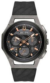 ブローバ BULOVA 98A162 カーブ クロノグラフ 正規品 腕時計