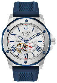ブローバ BULOVA 98A225 マリーンスター オートマチック 正規品 腕時計