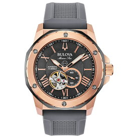 ブローバ BULOVA 98A228 マリーンスター オートマチック 正規品 腕時計