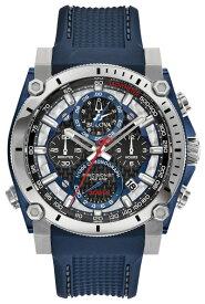 正規品 BULOVA ブローバ 98B315 プレシジョニスト クロノグラフ 腕時計