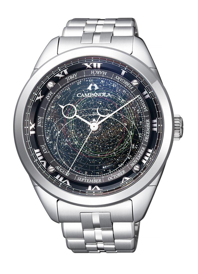 【正規品】 CITIZEN 【シチズン】 CAMPANOLA 【カンパノラ】 AO4010-51E Cosmosign 【コスモサイン】 【腕時計】