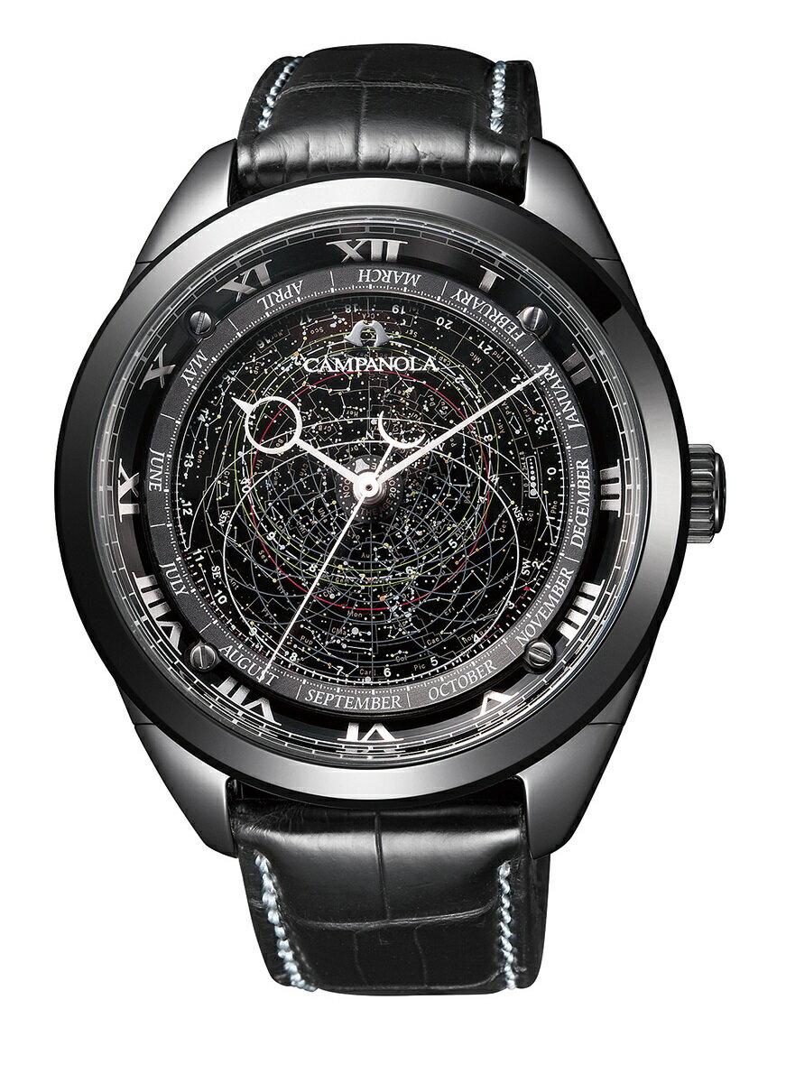 【正規品】 CITIZEN 【シチズン】 CAMPANOLA 【カンパノラ】 AO4014-09E コスモサイン 350本限定モデル 【腕時計】