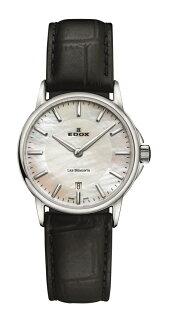 """EDOX  57001-3-NAIN """"Les Bemonts Date """""""