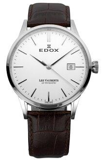"EDOX  80081-3-AIN ""Les Vauberts DATE AUTOMATIC """
