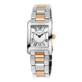 【10/1から値上げ】 フレデリックコンスタント FREDERIQUE CONSTANT FC-200MC12B カレ レディ クォーツ 正規品 腕時計