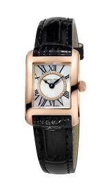 【8/31まで替えベルトプレゼント】 フレデリックコンスタント FREDERIQUE CONSTANT FC-200MPDC14 カレ レディ クォーツ 日本限定モデル 正規品 腕時計