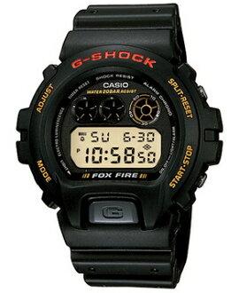 """CASIO  G-SHOCK DW-6900B-9 """"FOXFIRE"""""""