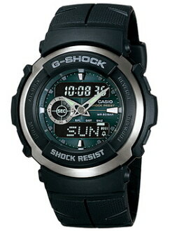 "CASIO g-shock G-300-3AJF ""STANDARD COMBINATION"""