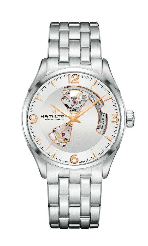 正規品 HAMILTON ハミルトン H32705151 ジャズマスター オープンハート オート 腕時計