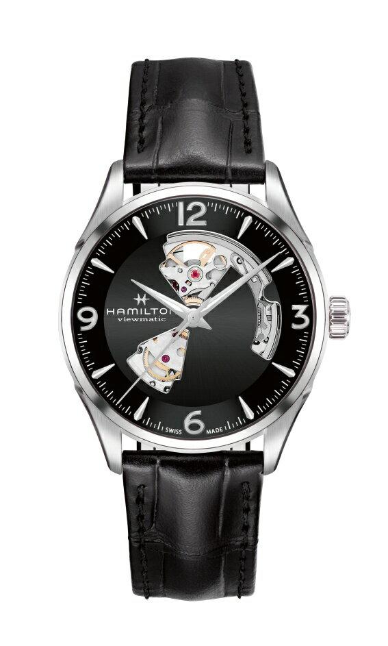 【正規品】 HAMILTON 【ハミルトン】 H32705731 ジャズマスター オープンハート オート 【腕時計】