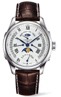 "LONGINES L2.738.4.71.3 ""The Longines Master Collection"""