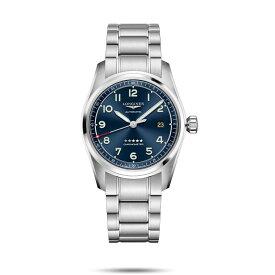 ロンジン LONGINES L3.810.4.93.6 スピリット COSC認定クロノメーター 正規品 腕時計