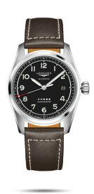 ロンジン LONGINES L3.810.4.53.0 スピリット COSC認定クロノメーター 正規品 腕時計