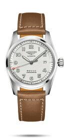 ロンジン LONGINES L3.810.4.73.2 スピリット COSC認定クロノメーター 正規品 腕時計
