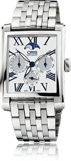 ORIS Rectangular Complication 582 7658 40 71 M