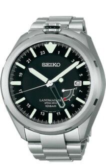 "SEIKO PROSPEX SBDB005 ""landmaster spring drive model"""
