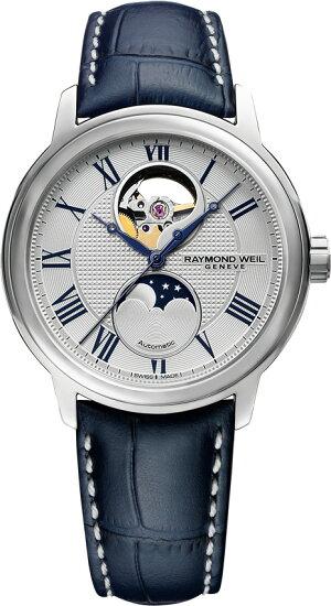 ※【1/15まで替えベルトプレゼント】正規品RAYMONDWEILレイモンドウェイル2240-STC-J0655マエストロ日本限定モデル腕時計