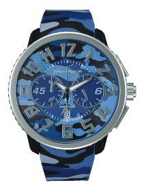 【今ならオリジナルマグカッププレゼント】 テンデンス Tendence TY046023 ガリバー ラウンド カモ 正規品 腕時計