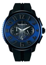 【今ならオリジナルマグカッププレゼント】 テンデンス Tendence TY146106 ディカラー 横浜DeNAベイスターズ コラボレーション第2弾 限定300本 正規品 腕時計