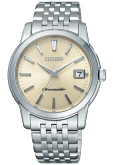 """The CITIZEN  CTQ57-1201 """"Stainless steel model"""""""