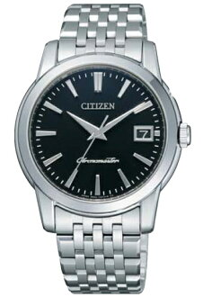 "The CITIZEN CTQ57-1202 ""Stainless steel model"""