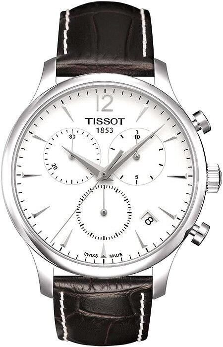 正規品 TISSOT ティソ T063.617.16.037.00 T-CLASSIC T-クラシック ティソ トラディション クロノグラフ 腕時計