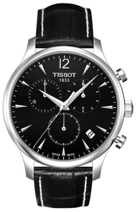正規品 TISSOT ティソ T063.617.16.057.00 T-CLASSIC T-クラシック ティソ トラディション クロノグラフ 腕時計