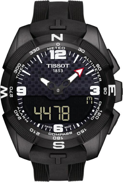 正規品 TISSOT ティソ T091.420.47.057.01 TOUCH COLLECTION タッチコレクション T-タッチ エキスパート ソーラー 腕時計