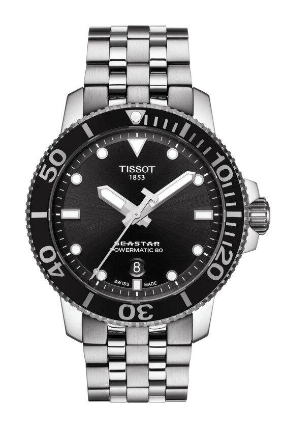 正規品 TISSOT ティソ T120.407.11.051.00 T-スポーツ シースター1000 オートマティック 腕時計