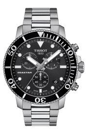 正規品 TISSOT ティソ T120.417.11.051.00 T-スポーツ シースター1000 クロノグラフ 腕時計