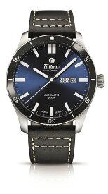 正規品 Tutima チュチマ 6101-03 グランドフリーガー エアポート オートマチック 腕時計