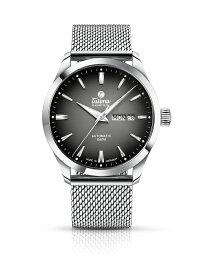 チュチマ Tutima 6105-20 フリーガー スカイ オートマチック グレーダイヤル 正規品 腕時計